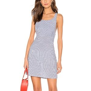 NWT Auguste The Label Sunset Mini Dress